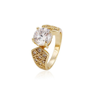 "Inel 14 K ""Regal"""