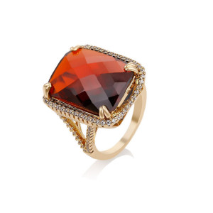 "Inel 18 K ""Heirloom"""