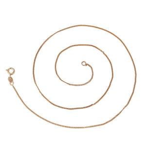18K Halskette 45-50 cm