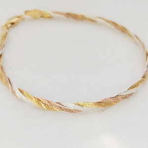 925 Silver bracelet Jolie