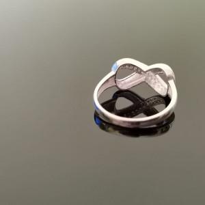 925er Silberring Clara