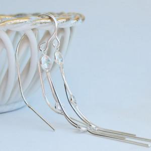 Cercei Argint 925 Lily