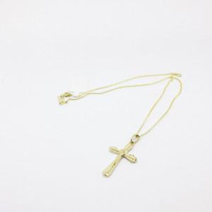 "Pandantiv cu lantisor ""Crucifix"""