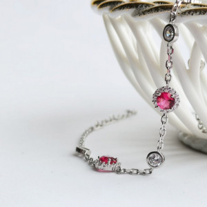 925 Silver bracelet Clara
