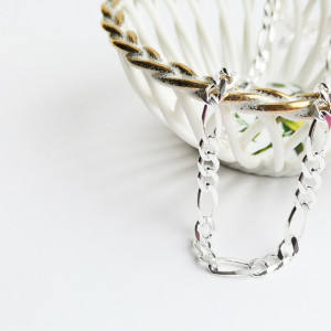 925 silver chain Pike