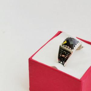 925 Tony silver ring
