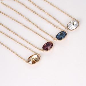 Bracelet 18 K gold plated Swarovski Crystal