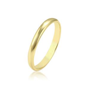 Wedding ring, 14K