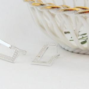 925 Veronica Silver Earrings