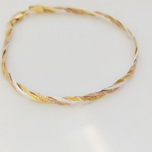 925er Silberarmband Jolie