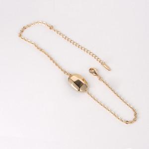 18K Armband mit Swarovski-Kristall