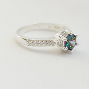 925 Anetta Silver Ring