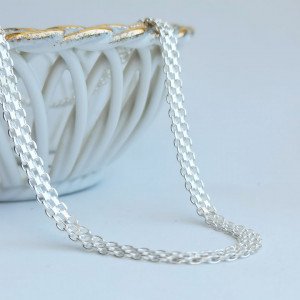 Lantisor Argint 925 Gemma