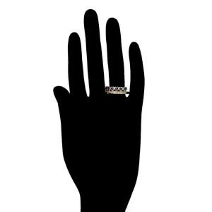 """Set inel si cercei """"Gwen"""""""