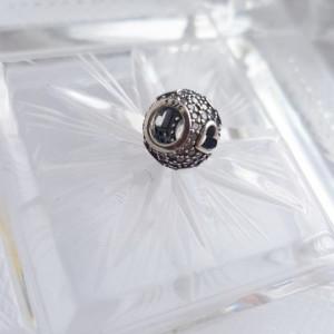 925 silver charm - Valentina