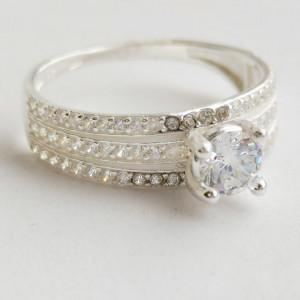 Inel argint 925 Elsa