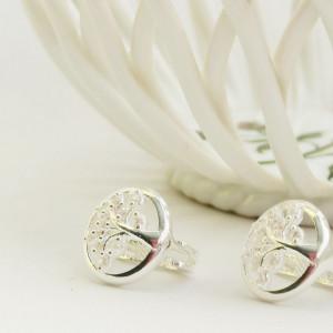 Cercei argint 925 Tree