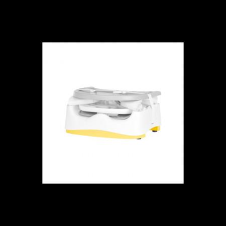 Badabulle - Booster pliabil Home & Go, Sun