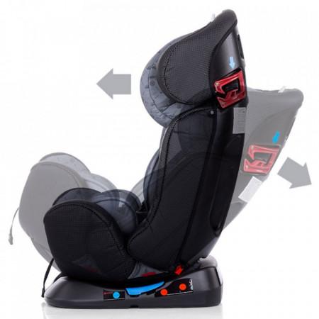 scaun auto pozitii inclinare