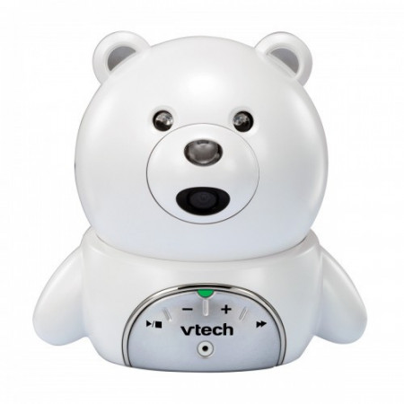 Vtech - Videointerfon digital bidirectional 4,3 inch BM4200, include melodii si termometru