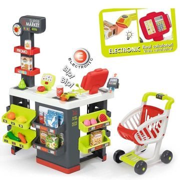 Magazin pentru copii Smoby Super Market cu accesorii