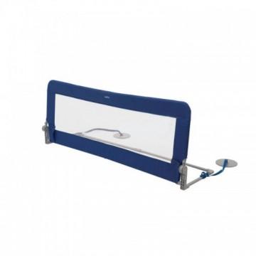 Olmitos - Protectie pat rabatabila pentru somiera adancita 150 cm marine