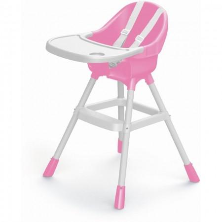 Scaun pentru masa - Roz