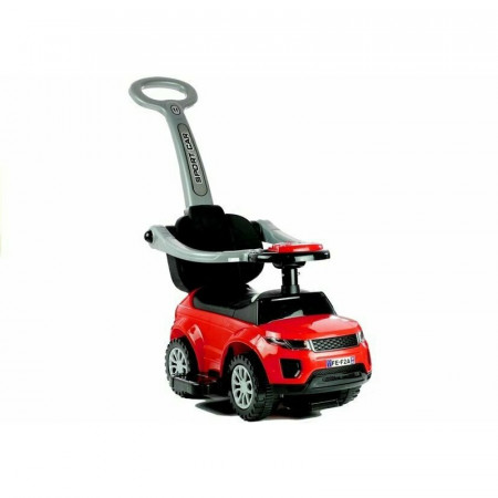 Lean Toys - Masinuta de impins 614W Rosu