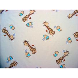 Lenjerie patut Hubners Girafa 5 piese crem