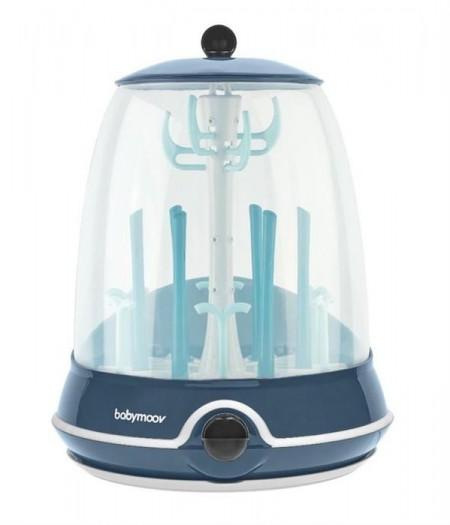 Babymoov - Sterilizator electric si uscator de biberoane 2 in 1 Turbo (+)