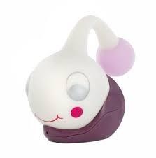 Badabulle - Lampa de veghe Firefly Purple