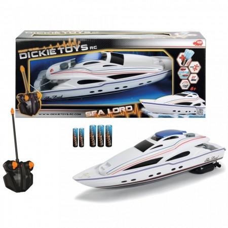 Barca Dickie Toys Sea Lord cu telecomanda