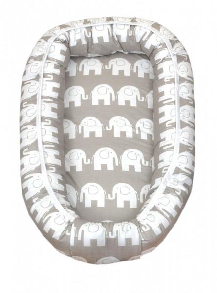 Jolie Baby nest Elephant, 45*70 cm