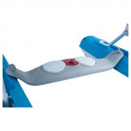 Premergator multifunctional  COCCOLLE Primo Passo albastru