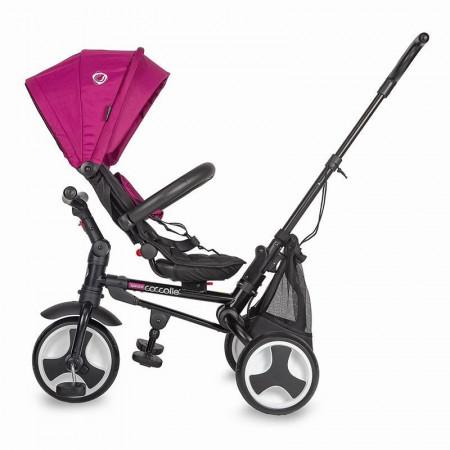 Tricicleta ultrapliabila Coccolle Spectra Air Magenta