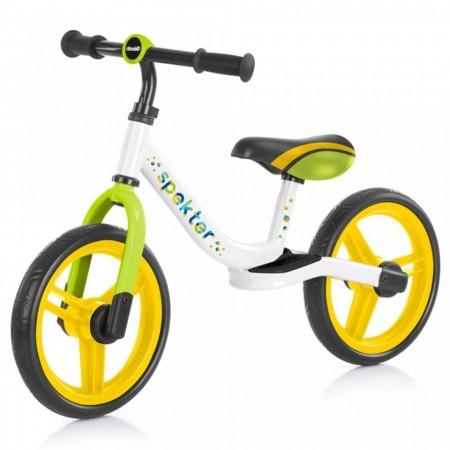 Bicicleta fara pedale Chipolino Spekter multicolor