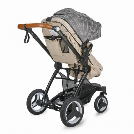 Carucior transformabil 3in1 Coccolle Ambra Safari Beige