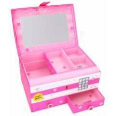 Cutie de Bijuterii mare cu cod Roz Top Model Depesche PT10543