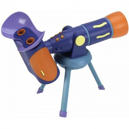 Geosafari - Telescopul vorbitor