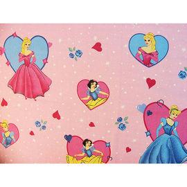 Lenjerie patut Hubners Princess 5 piese roz
