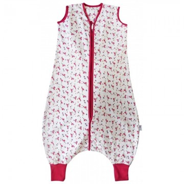 Sac de dormit cu picioruse Flamingo 2-3 ani 2.5 Tog