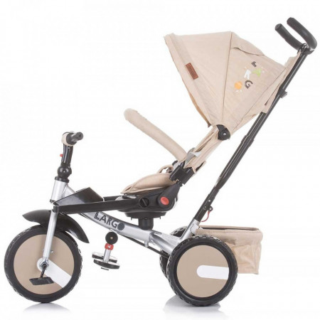 Tricicleta Chipolino Largo mocca