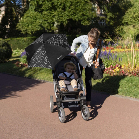 Babadulle - Umbrela universala anti-UV, neagra
