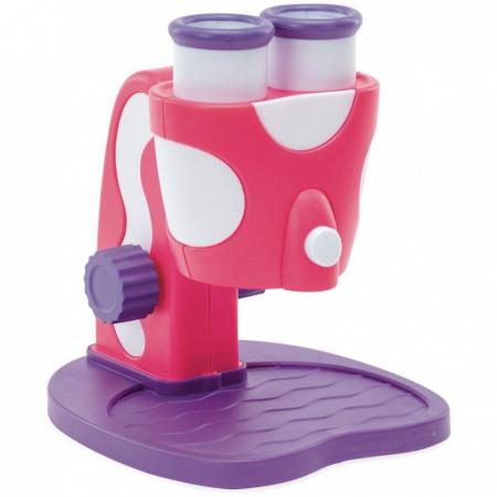 GeoSafari - Primul meu microscop (roz)