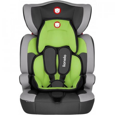 Lionelo - Scaun auto copii 9-36 Kg Levi One, Lime