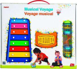 Set jucarii muzicale Voyage Halilit MS3003