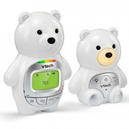 Vtech - Interfon digital bidirectional BM2350, senzor de temperatura si lampa de veghe, raza actiune 300 m