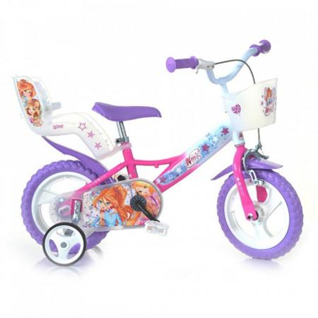 Bicicleta copii 12'' Winx