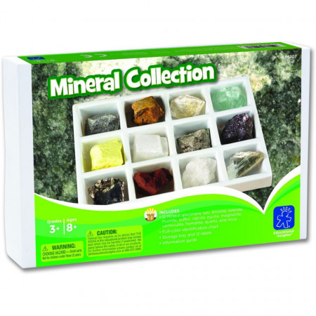 Kit paleontologie - Minerale