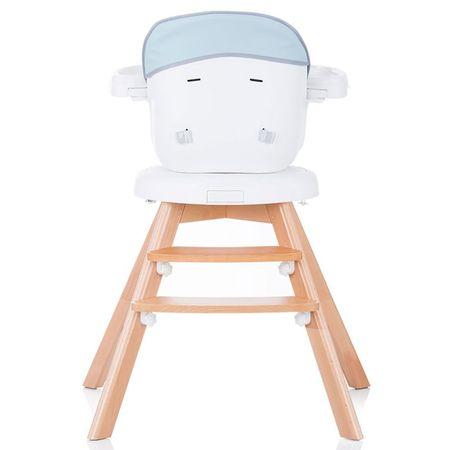 scaun masa cu sezut rotativ vedere spate